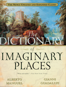 Rezension The Dictionary of Imaginary Places
