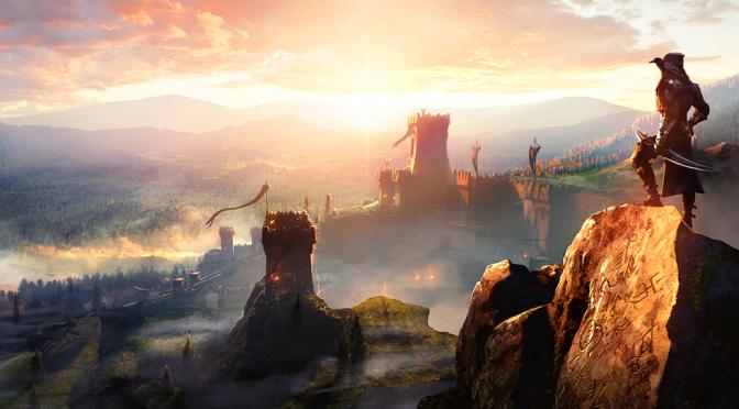 Dragon Age Weltenbau