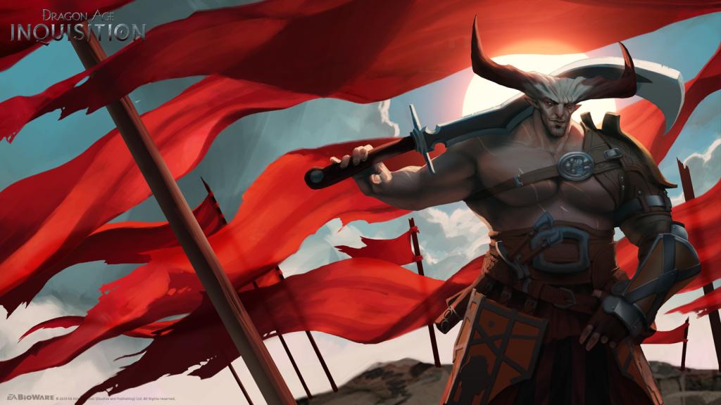Dragon Age Iron Bull