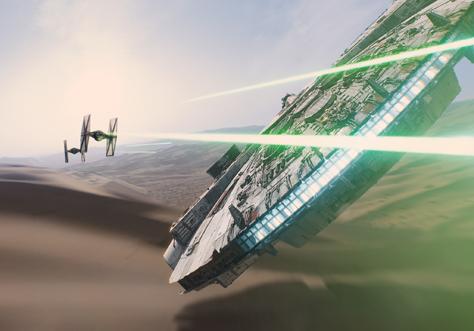 Grundsätze Weltenbau Star Wars