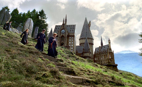 Grundsätze Weltenbau Harry Potter