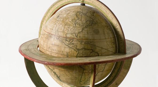 Das Kreuz mit der Karte Weltenbau Header