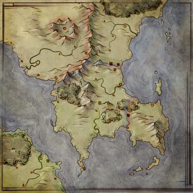 Karten zeichnen Tutorial 7