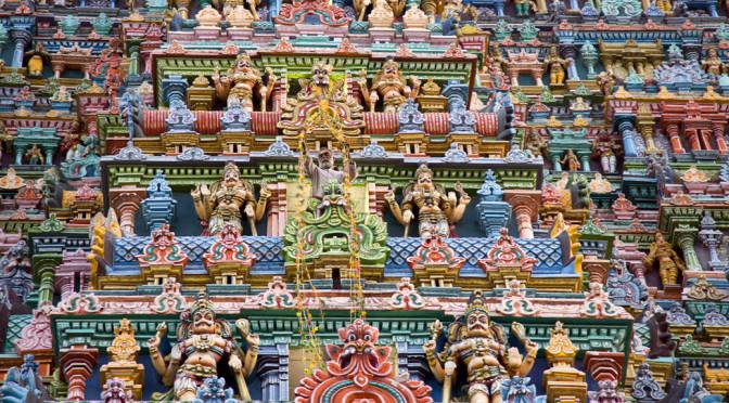 Grundlagen für fiktive Religionen – Teil 1: Polytheismus