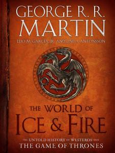 Rezension The World of Ice & Fire Bantam