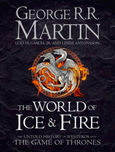 Rezension The World of Ice & Fire HarperCollins