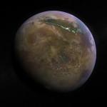 Bluehender Mars Leben Mars 1