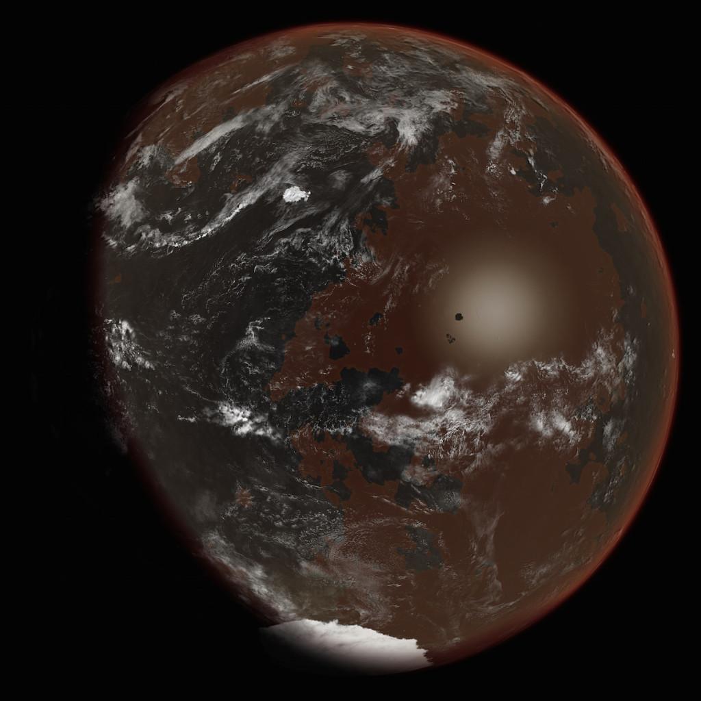 Ammoniak Leben Planet