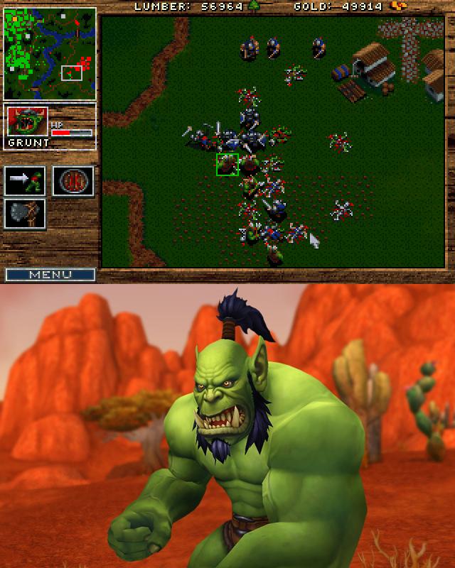 Welt von Warcraft Orks