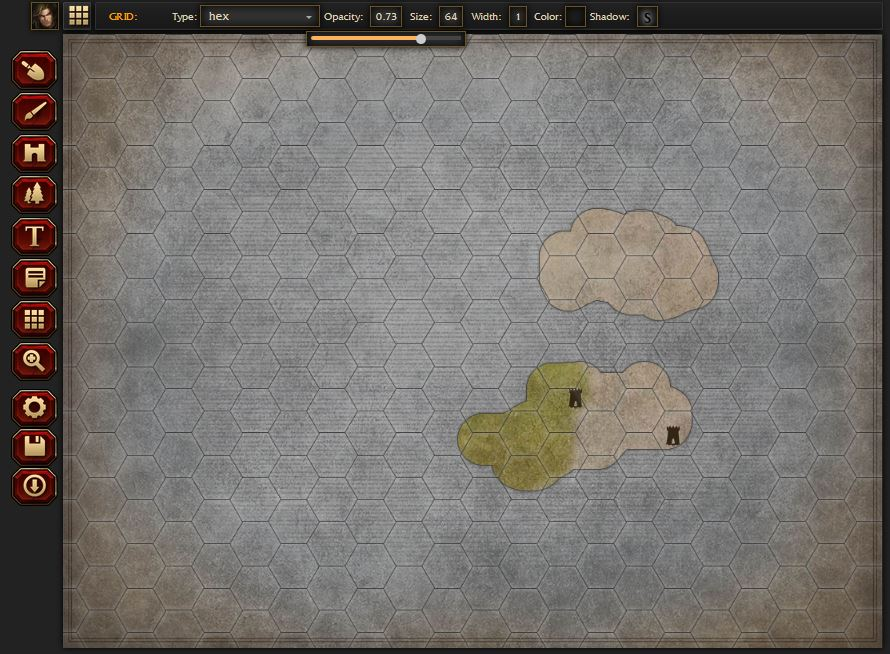 Inkarnate Test Hex